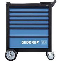 GEDORE Wkz.wagen GTT B-S-177 B830xT550xH1000mm 900kg 7 Schubl.177-tlg.Stahlbl.GEDORE
