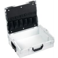 PROMAT Werkzeugkoffer L-BOXX 136 Innen-B378xT311xH107mm PROMAT