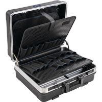 PROMAT Schalenkoffer BxTxHmm 33l ABS-Ku.Alu-Rahmen PROMAT