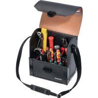 PARAT Werkzeugtasche B220xT140xH250mm 8l Rindsleder PARAT