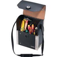 PARAT Werkzeugtasche B230xT140xH300mm 10l Rindsleder PARAT