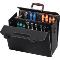 PARAT Werkzeugtasche B510xT230xH400mm 33l Rindsleder PARAT