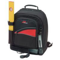 PLANO Werkzeugrucksack 542 TB B340xT200xH400mm Spezialku.schwarz/rot PLANO