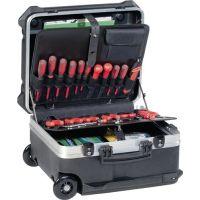 PROMAT Schalenkoffer Innen-B470xT390xH300mm HDPE 64l PROMAT