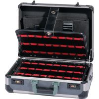 Werkzeugkoffer B460xT340xH165mm Alu.