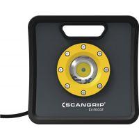 SCANGRIP LED-Strahler NOVA-EX 23 W 2000/4000 lm 10m H05RN-F 3x1 mm² IP65 SCANGRIP