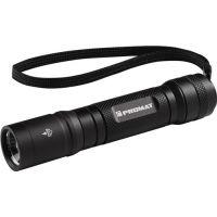 PROMAT LED-Taschenlampe 1000 lm Li-Ion 205m PROMAT