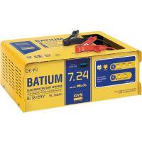 GYS Batterieladegerät BATIUM 7-24 6/12/24 V effektiv:11/arithmetisch:3-7 A GYS