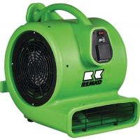 REMKO Turbo-Ventilator RTV 35 H.480mm 230/50 V/Hz 770 W grün REMKO
