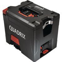 STARMIX Akkusauger Quadrix L 18V Top 18 V 5,2 Ah 2100l/min 120mbar 7,5l STARMIX