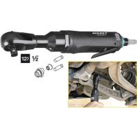 HAZET Druckluftratschenschrauber 9022SR-1 12,5mm (1/2Zoll) A4-kt.102 Nm HAZET