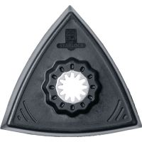 FEIN Schleifplattenset Dreieck ungelocht Starlock 2-tlg.FEIN