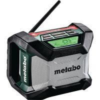 METABO Baustellenradio R 12-18 12-18 V 230 V METABO