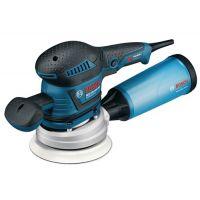 BOSCH Exzenterschleifer GEX 125-150 AVE Professional 400W 125+150mm 5500-12000min-¹