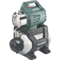 METABO Hauswasserwerk HWW 4500/25 Inox Plus 4500 l/h 48m 8m 1300W VA 24l METABO