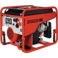 ENDRESS Stromerzeuger ESE 606 DHG-GT Duplex Radsatz 6 kVA,4,8 kW Benzin ENDRESS