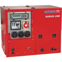 ENDRESS Stromerzeuger ESE 608 DHG ES DI Duplex 6 kVA,4,8 kW Diesel ENDRESS