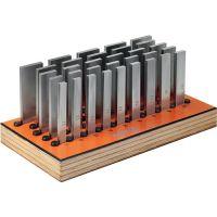 AMF Parallelunterlagensatz Präzision Nr. 6349P