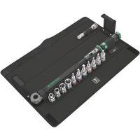 WERA Drehmomentschlüsselset Click-Torque C 3 Set 1 13-tlg.40-200 Nm 1/2 Zoll