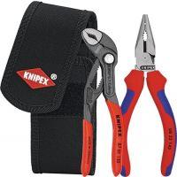 KNIPEX Zangensatz Minis Inh.2tlg.Gürteltasche KNIPEX
