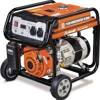 UNICRAFT Stromerzeuger PG-E 40 SRA 3,3 kW Benzin UNICRAFT