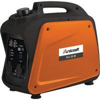 UNICRAFT Stromerzeuger PG-I 20 SR 1,7 kW Benzin UNICRAFT