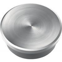 MAGNETOPLAN Magnet de Luxe D.25mm silber MAGNETOPLAN