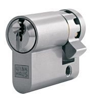 WINKHAUS keyTec RPE02 Profil-Halbzylinder